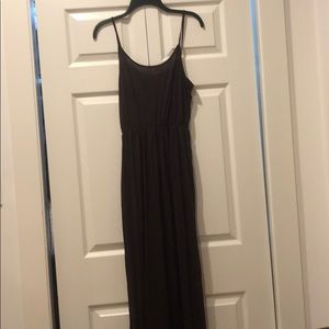 H&M Purple Maxi Dress